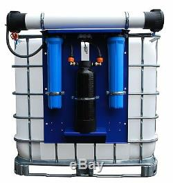 1000 Litre Reverse Osmosis / Deionisation System Ro DI