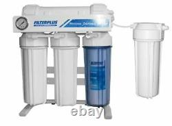 300GPD RO + DI system FREE FITTINGS KIT Window cleaning Reverse Osmosis