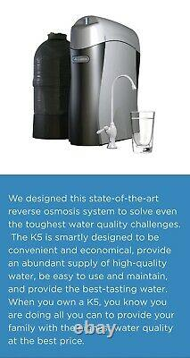 $3,300 KINETICO K5 Drinking Water Filter Station Reverse Osmosis RO System