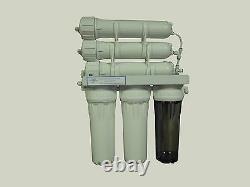 450gpd REVERSE OSMOSIS SYSTEM POLE WINDOW CLEANING / AQUARIUM DISCUS MARINE RO