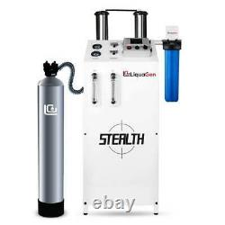 4,000 Stealth GPD RO/DI Water Filtration System