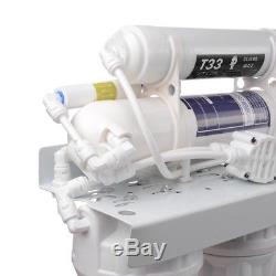 5 Stage Reverse Osmosis System Home RO Drinking Water Purifier 13 TOTAL FILTERS