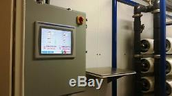 600 GPM Reverse Osmosis Water Treatment Processing System Containerized RO Unit