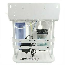 6-Stage 200 GPD Under-Sink Reverse Osmosis Drinking Water Filtration System