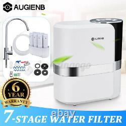 7 Stage Reverse Osmosis Home Drinking Water Filter System Purifier Extra Filters