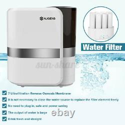 7 stage Faucet Water Filter System Kitchen Sink Filtration Purifier Set withFaucet