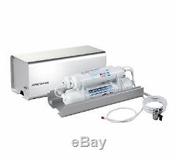 APEC 4-Stage 90 GPD Countertop Reverse Osmosis Water System With Case RO-CTOP-C