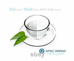 APEC Portable Countertop Reverse Osmosis Water Filter System, Installation-Fr