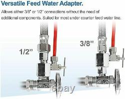 APEC ROES-50 Essence 5-Stage Water Filter System