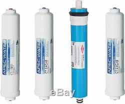 APEC US MADE 90GPD Complete Water Filter For Countertop RO System FILTER-MAXCTOP