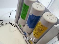 AQUA TRU Countertop Water Filtration Purification System BPA Free