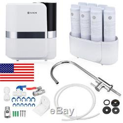 AUG 7 Stage Home Drinking Reverse Osmosis System Extra Express Water Filters USA