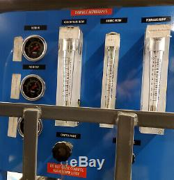 Applied Membranes Commercial Reverse Osmosis System L Series L-44A 7000 GPD