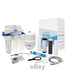 AquaFilter 5 Stage Reverse Osmosis System for drinking water