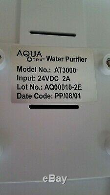 AquaTru Countertop Reverse Osmosis Water Filter Purification System
