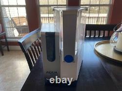 AquaTru Countertop Water Filter Purification System with Ultra Reverse Osmosis