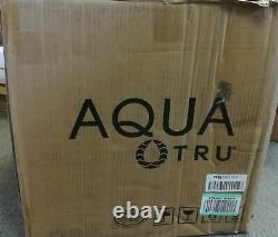 AquaTru Countertop Water Filtration Purification System 4 Stage Reverse Osmosis