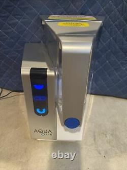 AquaTru Countertop Water Filtration Purifier System 4 Stage Reverse Osmosis