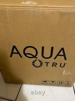 Aqua Tru Countertop Water Filtration Purification System, Model 90AT02AT01