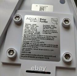 Aqua Tru Water Purifier Filter System AT2010 4 Stage Reverse Osmosis No Filters
