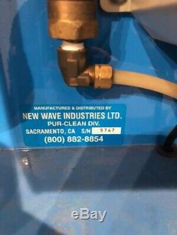 Car Wash Pur Clean Spot Free Rinse System 3000GPD Reverse Osmosis System
