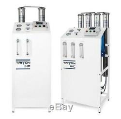 Commercial Reverse Osmosis Water Filtration System 4200-4800 GPD Frame Mounted