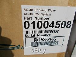 Culligan AC-30 Aqua Cleer Reverse Osmosis Water Filter PARTIAL System