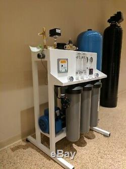 FLEXEON (Titan) CT 4000 GPD Commercial Water System Whole House REVERSE OSMOSIS