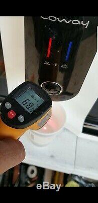 FULLY TESTED Coway CHP-250L Hot/Cold Reverse Osmosis Water Filtration & Purifier