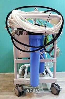 Fresenius AquaUNO Umkehrosmoseanlage reverse osmosis system prefiltration porter