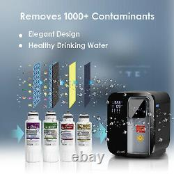 Frizzlife WA99 Contertop Water Filter Reverse Osmosis RO Purification System
