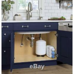 GE Under Sink Reverse Osmosis Water Filtration System Easy Install Premium