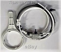 Hi Flow Reverse Osmosis Water Filter System 600 GPD Membrane