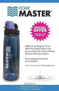 Home Master TMAFC-ERP-L Artesian Undersink Reverse Osmosis Water Filter System