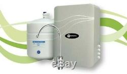 Hommix M800 Pumped 6 stage RO Under Sink Drinking Water Filter System