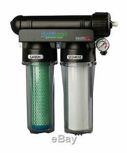 Hydro-Logic 150 GPD Carbon Stealthro Reverse Osmosis Filtration System