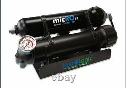 Hydrologic Micro Ro System 75 Gpd Integrated Pressure Gauge With Safe Zones