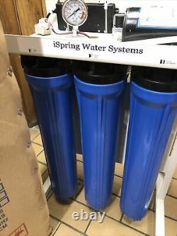 ISpring RCB3P Reverse Osmosis RO Water Filtration System, 300 GPD New