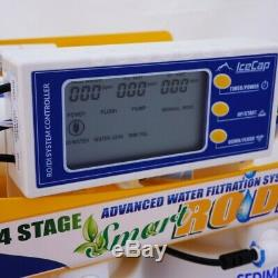 Icecap Smart Rodi 4 Stage 100gpd Water Filtration System Reverse Osmosis