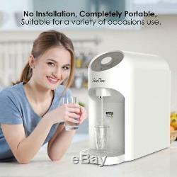 Instant Heat Countertop RO Water Filter No-Installation Reverse Osmosis System4L