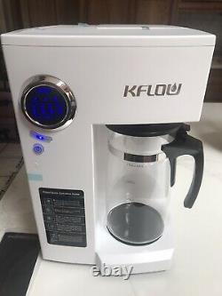 KFLOW Reverse Osmosis System, Countertop RO Water Filter, Tankless Reverse Osmos