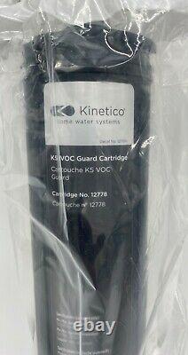 Kinetico K5 Water Systems Silver K5 VOC Guard Filter Cartridge 12778