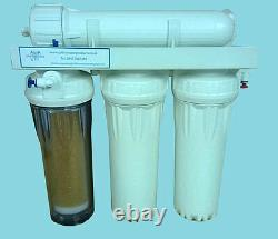 MULTI LISTING 50/100/150/200/300/400gpd REVERSE OSMOSIS RO UNIT WITH DI CHAMBER