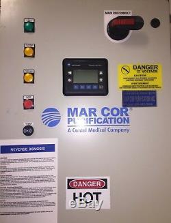 Mar Cor 4400M Hemodialysis RO Reverse Osmosis Dialysis Water Purification System