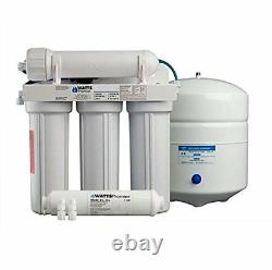 Multipure Watts 5-Stage Premier Reverse Osmosis Water Filter System with Aquavera