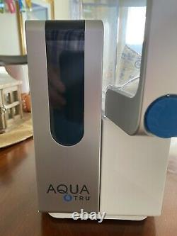 NEW Aqua Tru Filter Purification System AT2010 with 4 Stage Ultra Reverse Osmosis
