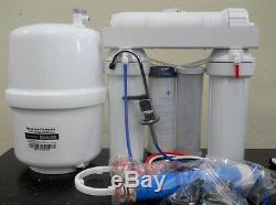 OCEANIC Home Reverse Osmosis RO Drinking Water Filter System 50 GPD -MADE IN USA