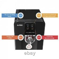 Osmio Zero Countertop Reverse Osmosis Water Filter Hot Water purification System