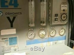 Osmonics E4 Reverse Osmosis System E4-2200-DLX 2200 Gallons