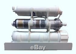 PREMIER RO Reverse Osmosis Water Filtration System 50GPD Alkaline Filter ORP NEG